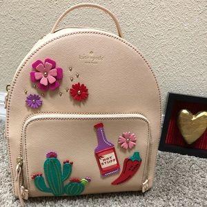 🌻Kate Spade Cactus 🌵 backpack 🌻